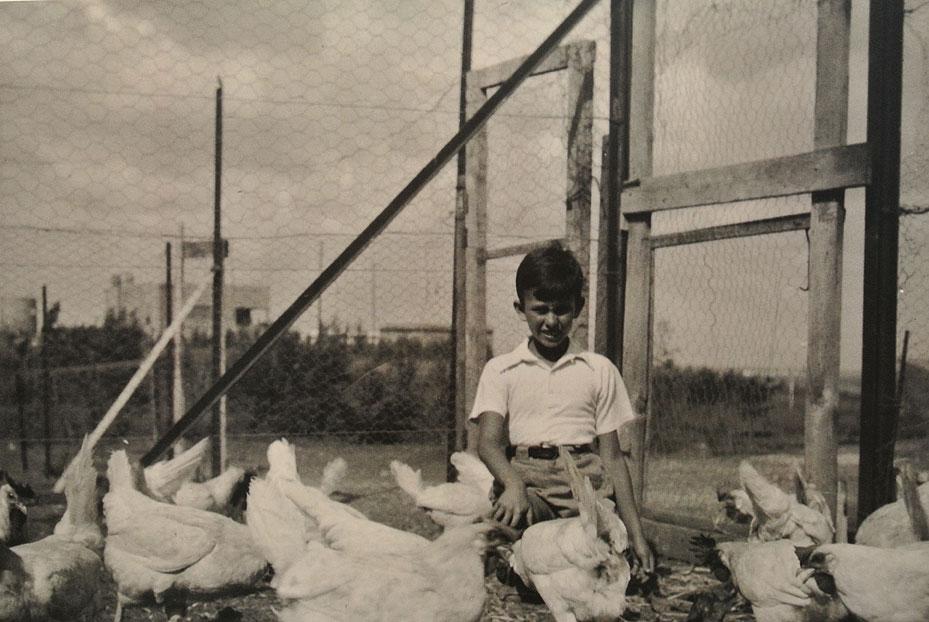 שנות ה-30- רמה קמינר(נלסון) בלול.